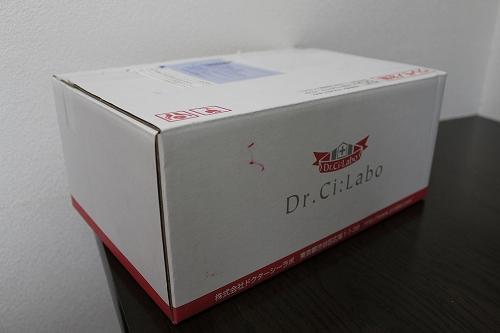 ドクターシーラボの箱